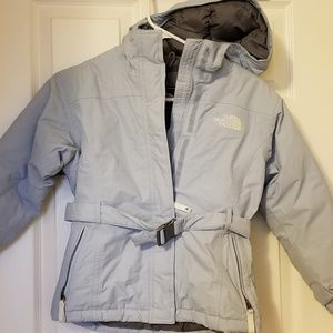 Girls ski jacket -size small -The North Face
